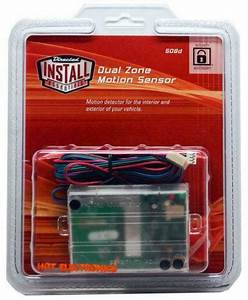 Car Alarm Motion Sensor
