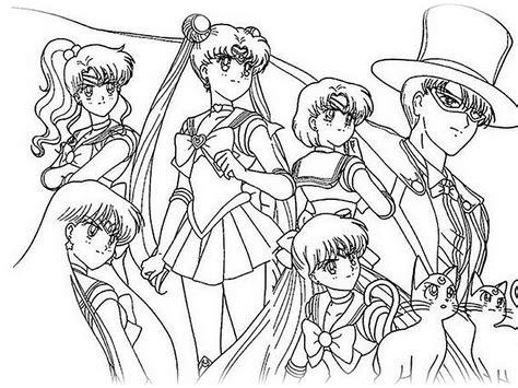 Anime Ausmalbilder Ausdrucken