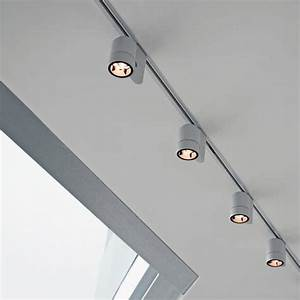 Rail De Spot : pure spot spot sur rails by flos design knud holscher ~ Dallasstarsshop.com Idées de Décoration
