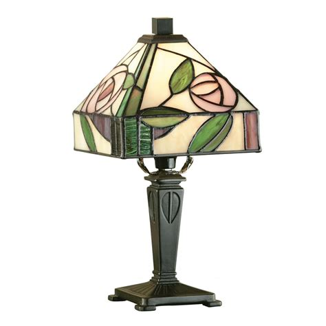 tiffany style lava l small tiffany glass table l in mackintosh art nouveau style