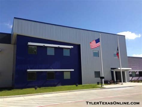 tyler texas education schools isds colleges