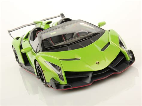 collection releases  scale lamborghini veneno