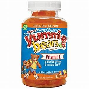 Amazon.com: Yummi Bears Multi-Vitamin & Mineral, 200-Count ...