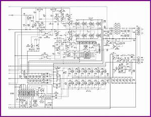 Power Audio Amplifier Circuit Diagram Power