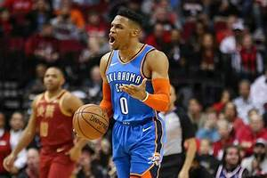 Pelicans rip Thunder, lose Davis to injury | Journal Online  Russell