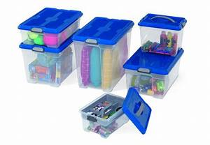 Aufbewahrungsboxen Kunststoff Mit Deckel : richtig einlagern leicht gemacht obi zeigt wie es geht ~ Frokenaadalensverden.com Haus und Dekorationen