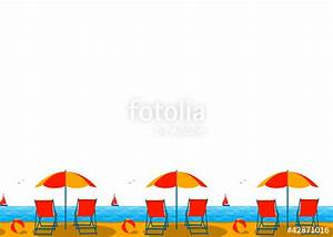 """summer border"" Stock image and royalty-free vector files ..."