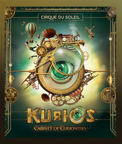 cirque du soleil cabinet of curiosities fitness health everything else create healthy habits