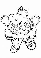 Hippo Coloring Pages Colouring Stethoscope Procoloring Printable Animal Lily Cartoon Crafts Loud Too Easy Preschool Craft Horse Getdrawings Activities Books sketch template
