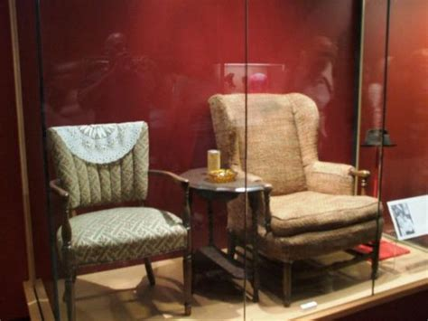 archie bunker s chair picture of national museum of