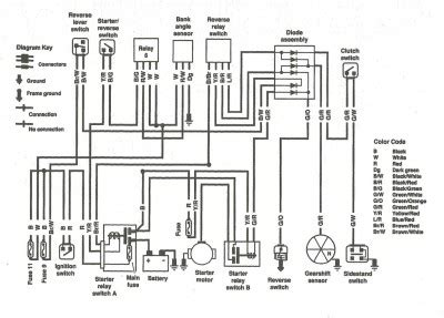 Honda Goldwing Wiring Diagram For 2012 by Anyone 1992 Wiring Schematic I Start Problems