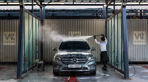 Bmw Car Wash by Bmw Car Wash Mode Wallpress Images