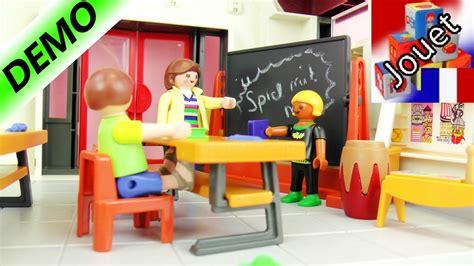 salle de classe playmobil ecole playmobil city meublons la salle de classe 6867