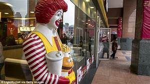 McDonald's worker claims colleague sacked after an HOUR ...