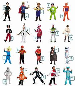 20 Disney Boys' Halloween Costumes Under $30 – Most with ...