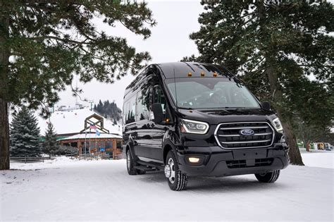2019 Ford Transit Awd by Wars Heat Up Ford Finally Launches Awd Transit