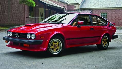 Alfa Romeo Gtv6 by Remember When Callaway Tuned The Alfa Romeo Gtv6
