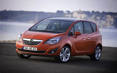 Opel Meriva by 2012 Opel Meriva Photos Informations Articles