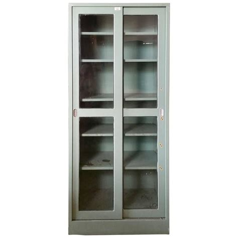 industrial storage cabinets with doors steel medical dental lab cabinet sliding doors and