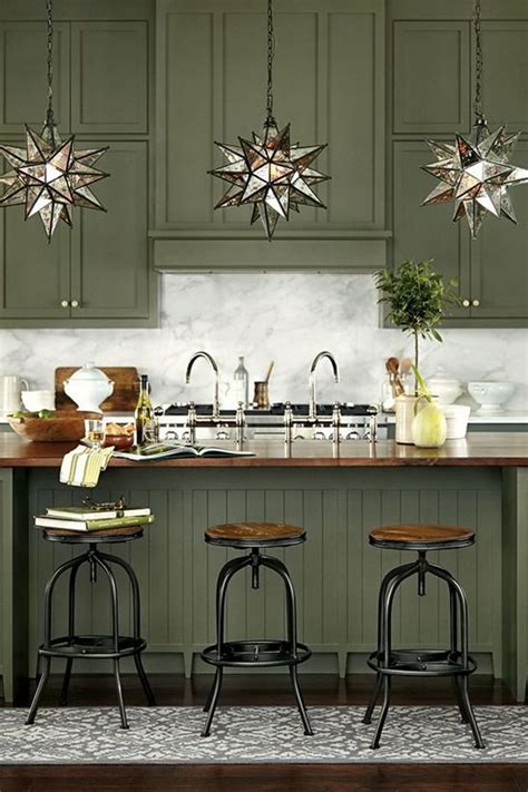 green painted kitchen cabinets 80 cool kitchen cabinet paint color ideas Olive