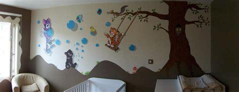 fresque chambre b fresque murale enfant by mioumioune on deviantart
