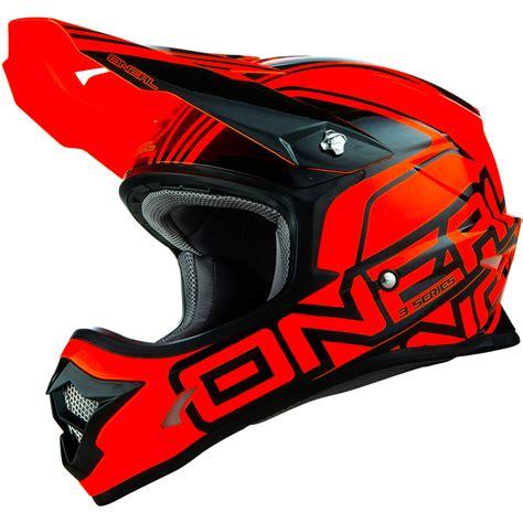 oneal motocross helmets oneal 3 series lizzy red motocross helmet mx cross off