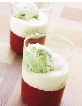 emulsion cuisine cappuccino fraise émulsion wasabi pour 4 personnes
