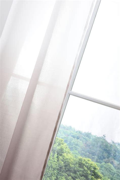 Vorhänge Schals Günstig by Vorhang Blickdicht Schal 214 Sen Gardine Microsatin Farbverlauf