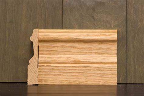 crescent baseboard cherokee wood products