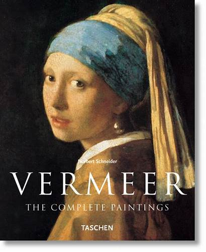 Taschen Vermeer Books George History Shelley 1632
