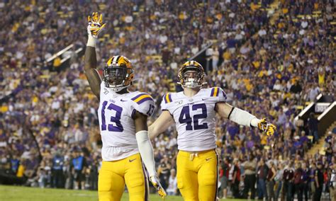 LSU Football: Updated odds on Mississippi State vs. LSU