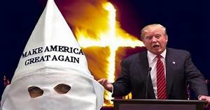You Really Think That Trump Supporters Aren't Racist ...