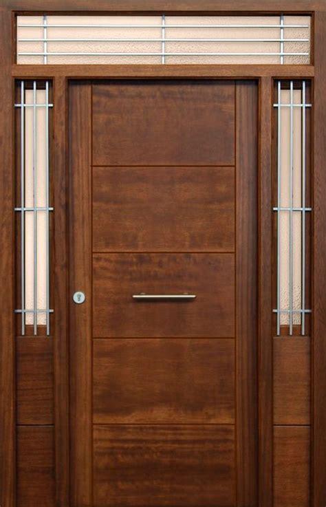 puertas de exterior modernas mm carpinteriacom