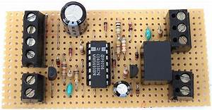 An Enhanced Shed    Garage Alarm Circuit Diagram And