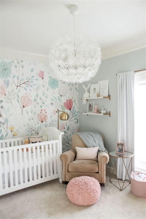 bright  whimsical nursery  colette baby nursery