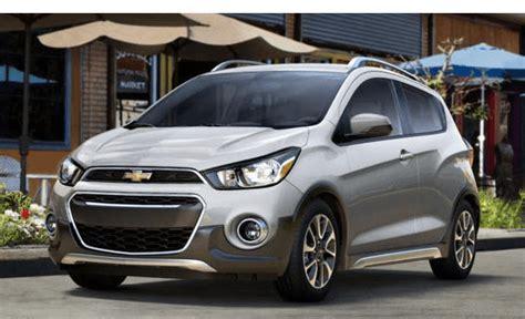 2018 Chevrolet Spark Release Date  Gill Chevrolet