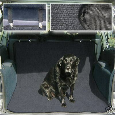 car boot mat seat protector protecter liner cover dogs ebay
