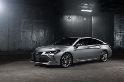 Premium Style And Luxury  Allnew 2019 Toyota Avalon