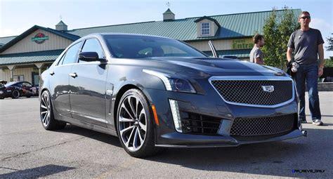 Cts Reviews by 2016 Cadillac Cts V Review