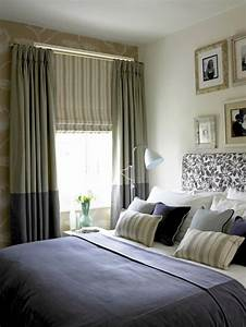 Schlafzimmer Gardinen Ideen : 46 blickdichte gardinen mit dekorativem und schutzeffekt zugleich ~ Frokenaadalensverden.com Haus und Dekorationen