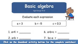 adding and subtracting fractions questions and answers basic algebra worksheet for mocomi