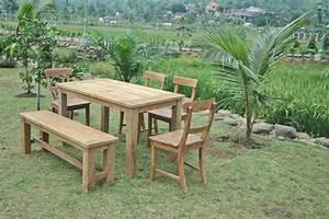 Terrassen Stühle Und Tische : massivholz tisch aus recyceltem teakholz teak berlin ~ Bigdaddyawards.com Haus und Dekorationen