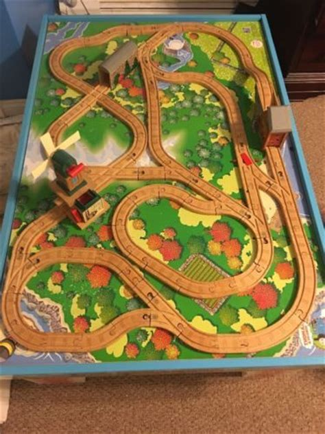 tidmouth sheds wooden track layout best 25 the set ideas on