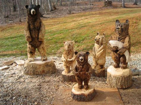 brown  black bears group  sleepy hollow art