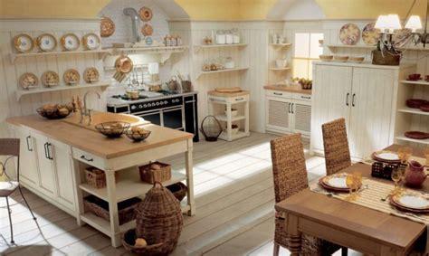 cuisine style fermette la cuisine de style cagne italienne revisitée par