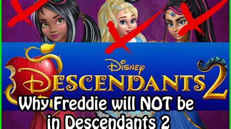 descendants wicked world  freddie ally  jordan
