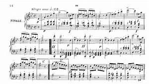 Mozart-hummel - Symphony 40  Finale-allegro Assai  - Cyprien Katsaris Piano