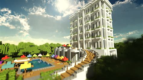 hotel archives minecraft gallery