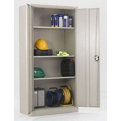 Large Cupboard With Shelves by Atlas Large Fast Delivery Office Cupboard With 3