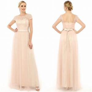 2016 summer elegant bridesmaid dresses long champagne With long dresses for summer wedding